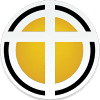 Monroe Center Community Church, Center logo
