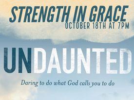 strength in grace oct 21
